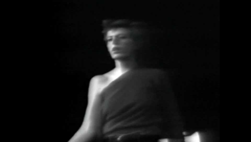 Julia Heyward, Shake Daddy Shake, 1976, Black and white 16 mm film